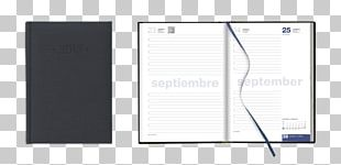 Diary Book Cover Notebook Mockup PNG