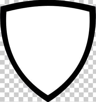 Black White Angle Font PNG