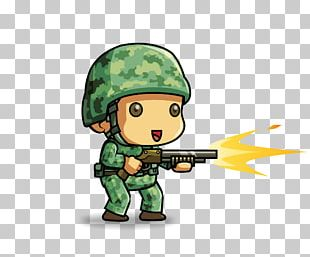 Soldier Animation Army Men Cartoon PNG