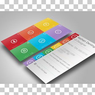Business Cards Brand Printing Marketing Tracing Paper PNG