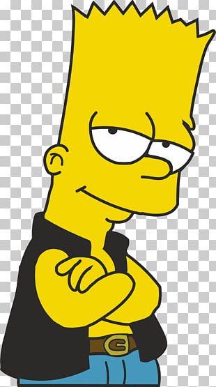 Bart Simpson Homer Simpson Marge Simpson Professor Frink PNG