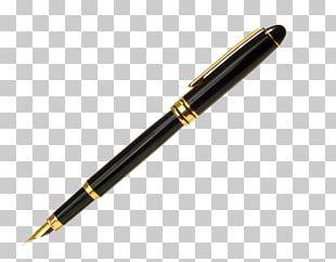 Fountain Pen Bic Ballpoint Pen Pencil PNG
