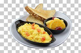 Full Breakfast Vegetarian Cuisine Hash Browns Toast PNG