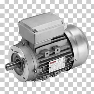 Electric Motor Electricity Single-phase Electric Power Engine Induction Motor PNG