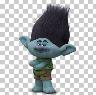 Guy Diamond Child Trolls Costume PNG