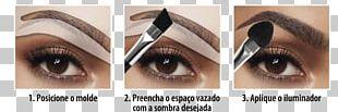 Eyelash Extensions Eye Shadow Eyebrow Eye Liner Hair Coloring PNG