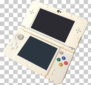Wii New Nintendo 3DS Video Game Consoles PNG