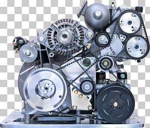 Liquid Nitrogen Engine Car PNG