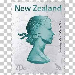 Coronation Of Queen Elizabeth II New Zealand Postage Stamps Organism PNG
