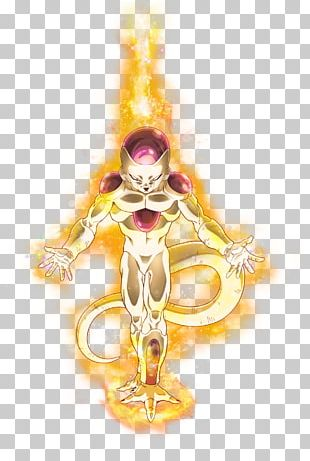 Frieza Vegeta Majin Buu Goku Cell PNG