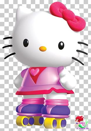Hello Kitty: Roller Rescue PlayStation 2 Video Game PNG