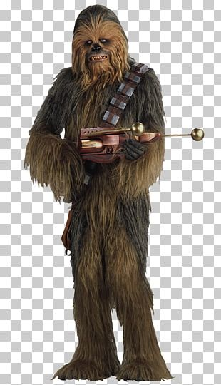 Chewbacca Star Wars Wookiee PNG