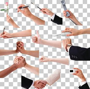 Hand Gesture PNG