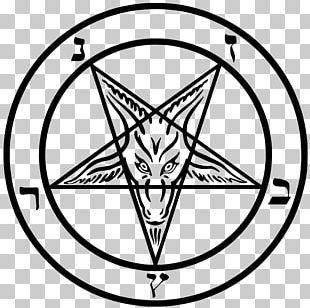Church Of Satan Lucifer Sigil Of Baphomet Pentagram PNG