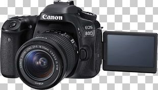 Canon EOS 80D Canon EOS 1300D Canon EF-S 18–135mm Lens Digital SLR Camera PNG