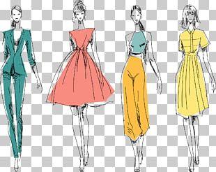 Fashion Illustration Clothing Fashion Design The Nextgen Mall PNG