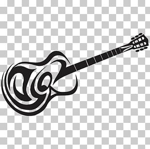 Acoustic-electric Guitar Musical Instruments PNG