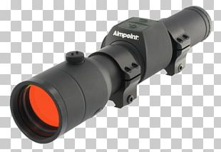 Aimpoint AB Red Dot Sight Hunting Reflector Sight PNG