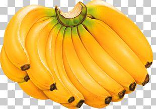 Cooking Banana Fruit PNG