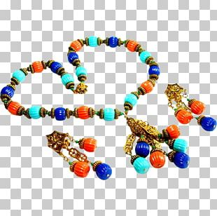 Turquoise Necklace Bead Bracelet Body Jewellery PNG