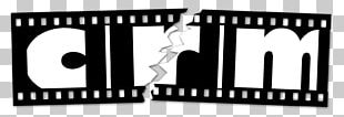 Photographic Film Black And White Monochrome Photography Logo PNG