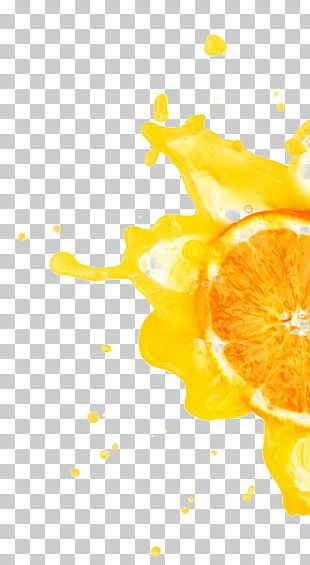 Orange Juice Vegetarian Cuisine Lemon Peel Still Life Photography PNG