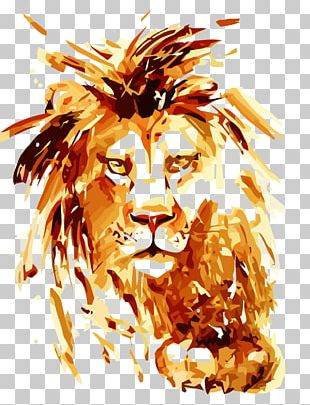 The Lion PNG