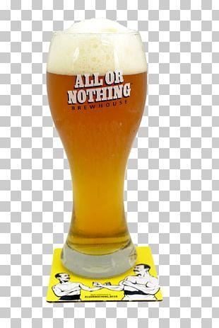 Wheat Beer Beer Glasses Imperial Pint PNG