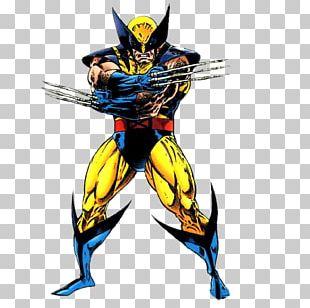 Wolverine Professor X Marvel Comics Comic Book PNG