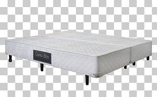 Bed Frame Mattress Box-spring Pillow PNG