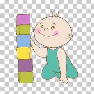 Infant Boy Child Crawling PNG