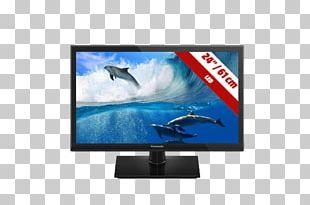 LCD Television Computer Monitors Television Set LED-backlit LCD Desktop PNG