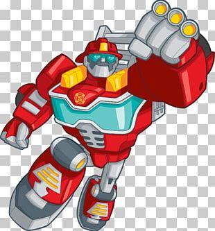 Transformers Rescue Bots: Hero Adventures Blurr Graham Burns Optimus Prime Playskool PNG