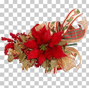 January 16 Floral Design Christmas 0 PNG