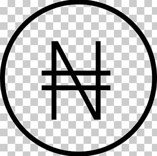 Nigerian Naira Currency Symbol Money PNG