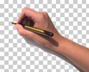 Paper Pen Handwriting PNG