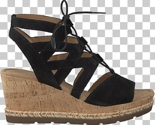 Wedge Sandal Shoe Leather Sneakers PNG