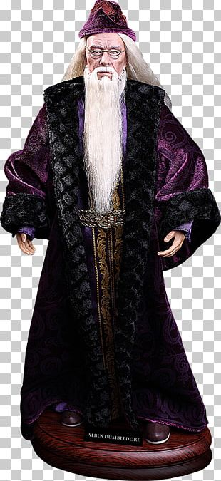 Albus Dumbledore Harry Potter And The Philosopher's Stone Albus Severus Potter Sorting Hat Action & Toy Figures PNG