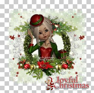Christmas Tree Christmas Ornament Rose Family PNG