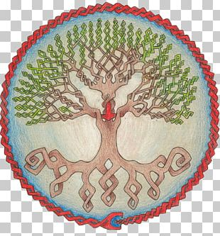 Tooth Fairy Tree Yggdrasil 7 December PNG