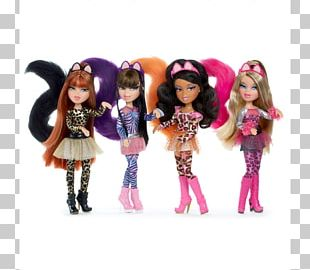 Barbie Bratz Doll Toy MGA Entertainment PNG