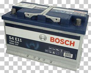 Car Robert Bosch GmbH Rechargeable Battery Electric Battery Automotive Battery PNG