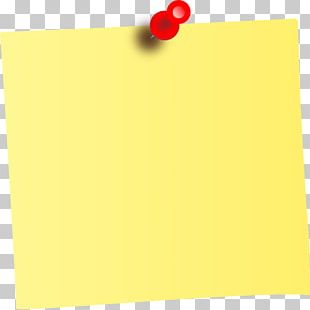 Post-it Note Paper Sticky Notes PNG