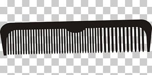 Comb Hairdresser Barber Hairstyle PNG