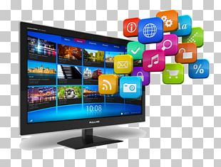 Internet Television Streaming Media Smart TV Cable Television PNG