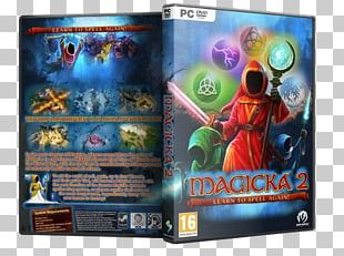 Magicka 2 PC Game Video Game PNG