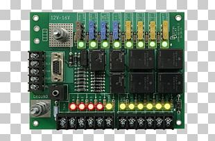 Motherboard Power Supply Unit Electronics Microcontroller Electronic Engineering PNG
