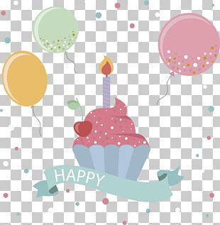 Paper Birthday Greeting Card Balloon PNG