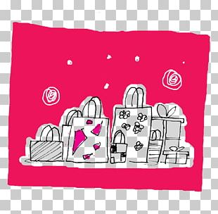 Textile Cartoon Pink M Character PNG
