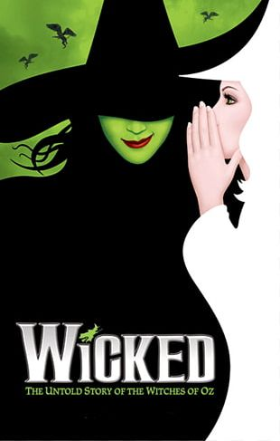 New York City Broadway Wicked Witch Of The East Musical Theatre PNG